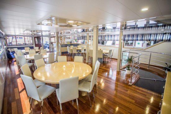 MS Captain Bota Restaurant