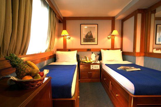 MS Panorama Twin Cabin