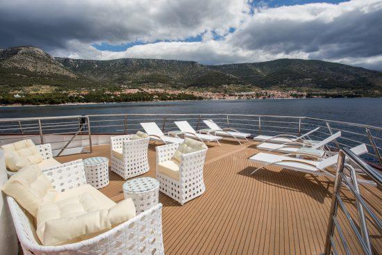 MS Adriatic Queen - Deck