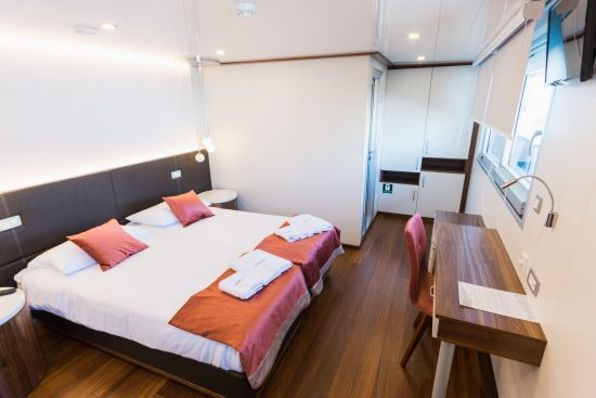 MS Avangard Cabin 8 - Small
