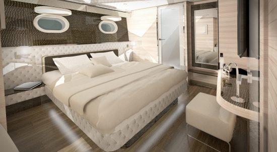 MS Invictus Double Cabin