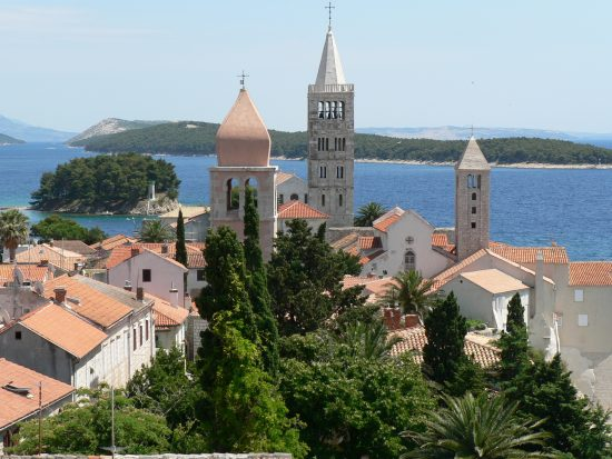 Kvarner Bay of Islands Mini-Cruise First Class 2021 (Opatija – Zadar)