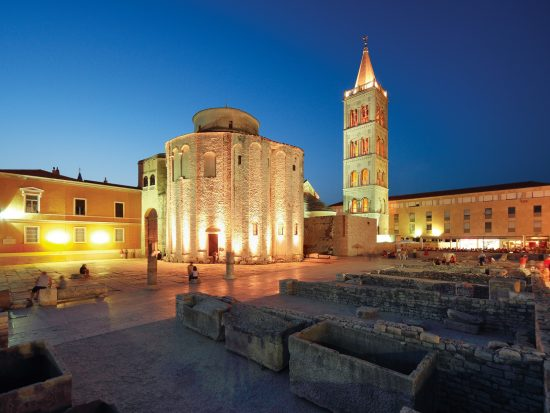 Kvarner Bay of Islands Mini Cruise Traditional En-suite 2022 (Zadar – Opatija)